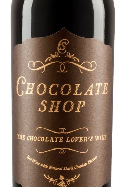 how to drink chocolate shop wine