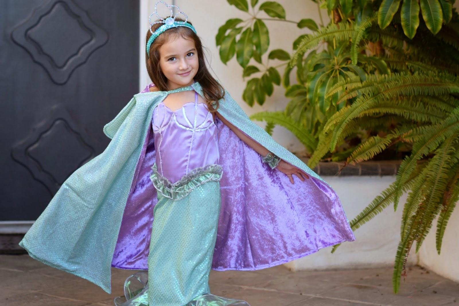 Chasing Fireflies Mermaid Costume, #ChasingTreats2014, The best mermaid costume