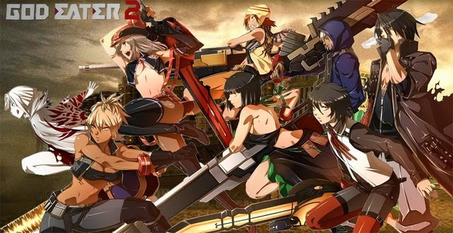 God Eater Anime Announced by Ufotable
