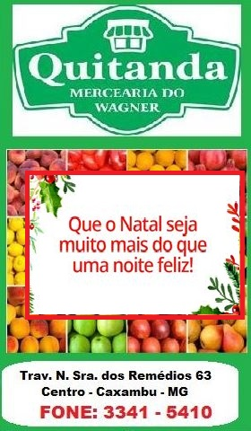 Quitanda do Wagner