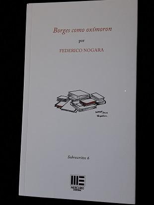 Borges como oxímoron Federico Nogara