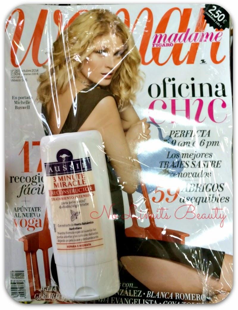 Regalos revistas Octubre 2014: Woman pocket