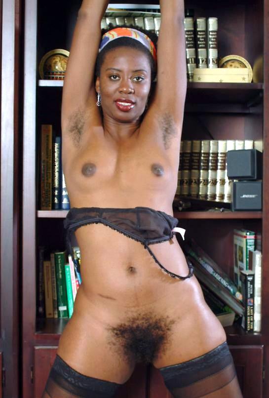 Negras Peludas