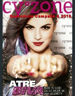 Cyzone Guatemala Campaña 4 2015