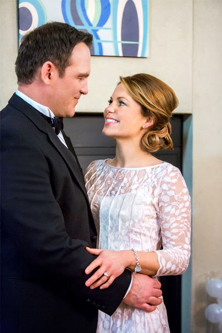 Its a Wonderful Movie   Your Guide to Family and Christmas Movies     Candace Cameron Bure stars in the Hallmark Channel Movie  JUST THE WAY YOU ARE