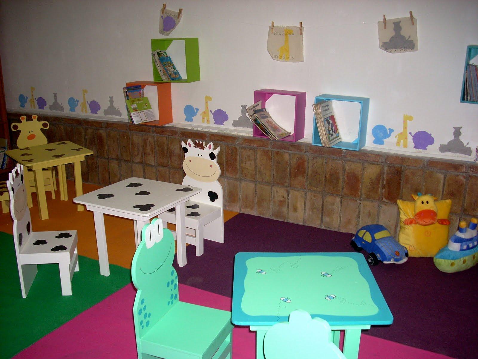 Imagenes de decoraci n para jardin de infantes imagui for Decoracion jardin maternal