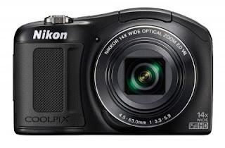 Kamera Nikon Coolpix L620 2
