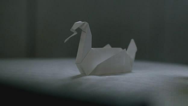 Как сделать оригами из побега 829