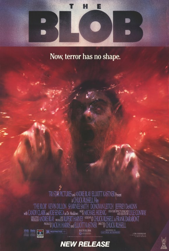 Happyotter: THE BLOB (1988)