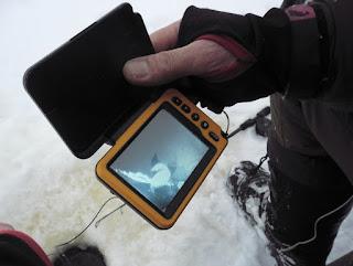 видеокамера для подледной рыбалки