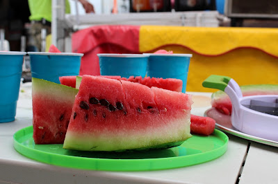 Festival Photos of the 2015 Luling Watermelon Thump in Luling, Texas