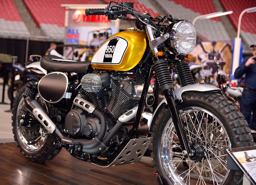 Forty years on two wheels progressive international for Yamaha bolt scrambler