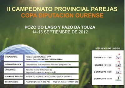 II Campeonato Provincial Parejas