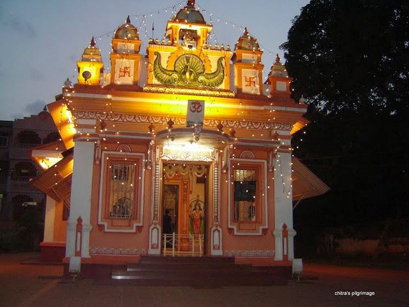 Shri Gopal Ganpati Temple, Fermagude, Goa