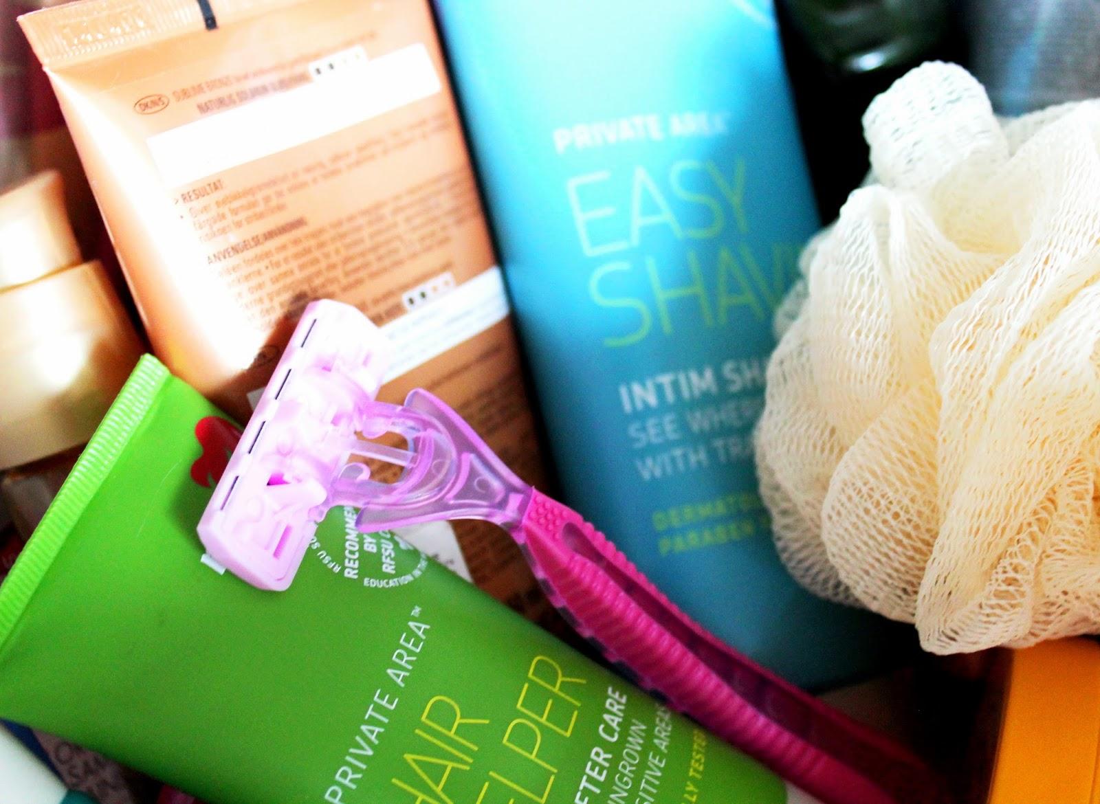 RFSU products I used | Alinan kotona blog
