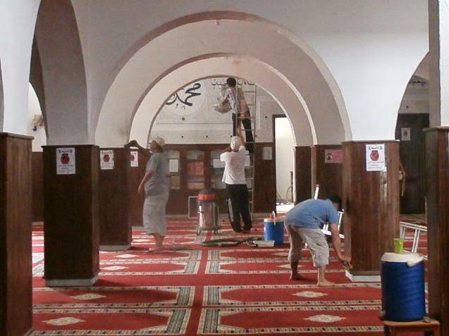 """Résultat de recherche d'images pour """"المسجد الأعظم بأولاد افرج"""""""