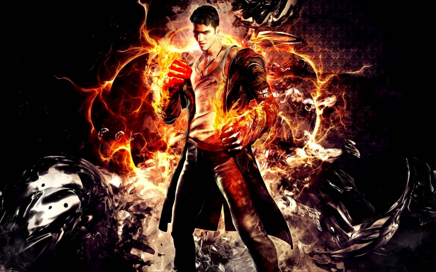 Devil may cry wallpaper hd cool hd wallpapers view original size voltagebd Images