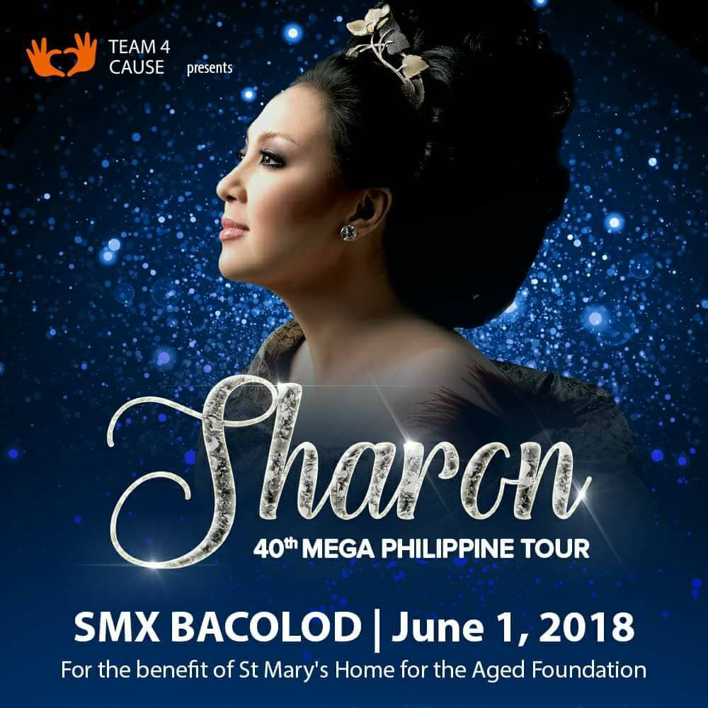 Sharon Cuneta in Bacolod