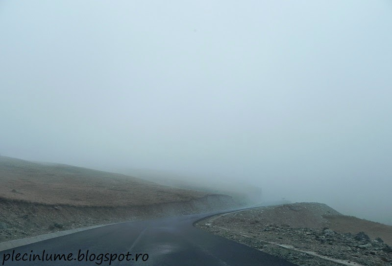 Transalpina pe ceata