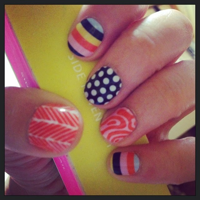 Sparkle Creations: My Latest Obsession - Jamberry Nails!