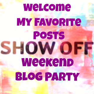 Show Off Weekend Blog Party