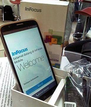 Kecanggihan Kamera INFOCUS Smartphone M320E