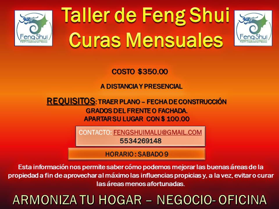 Mal grajales en feng shui tradicional m xico 06 08 14 for Feng shui para todos