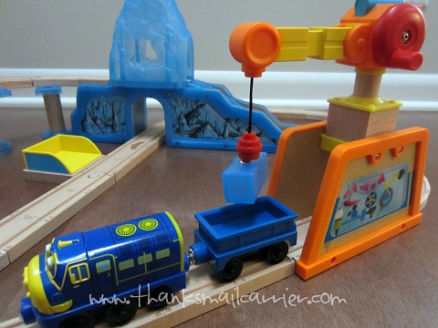 Chuggington Icy Escapade