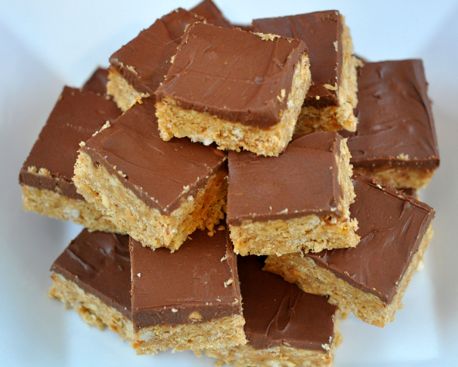 Special K Chocolate Butterscotch Bars