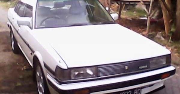 Jual Toyota Cresida Bekas, Th 86, 23jt | Mobil Bekas ...