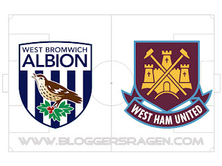 Prediksi Pertandingan West Ham United vs West Bromwich Albion