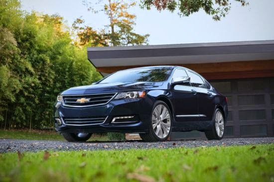 Kelley Blue Book 2015 Best Buy Awards Consists of 4 Chevy Vehicles