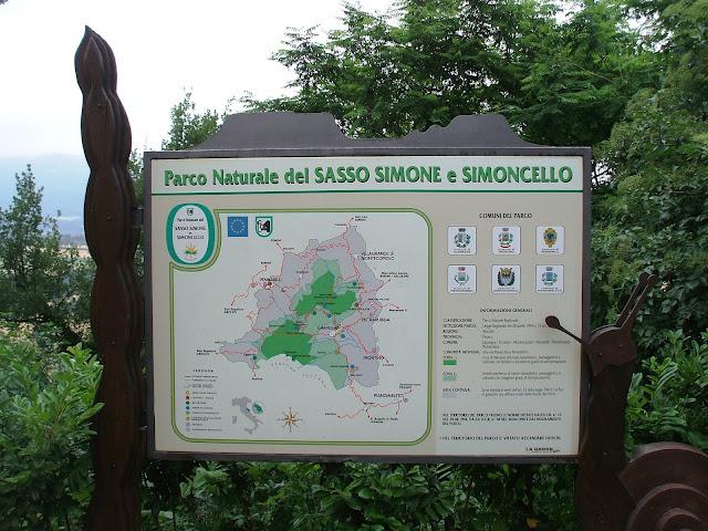 Parco del Sasso Simone  e Simoncello