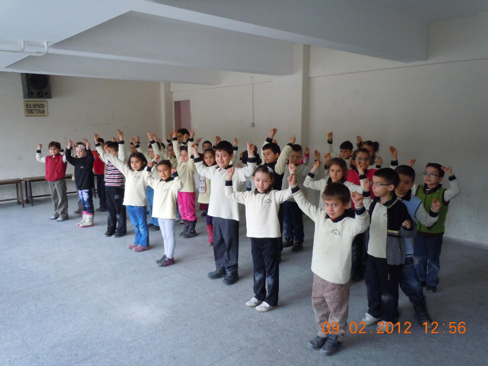 Sevil kaynak ilköğretim okulu 2 d sınıfı zuzular