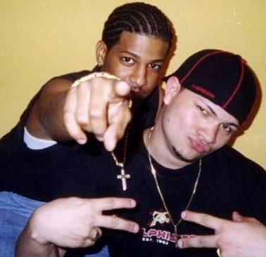 Jowell y Randy mas jóvenes