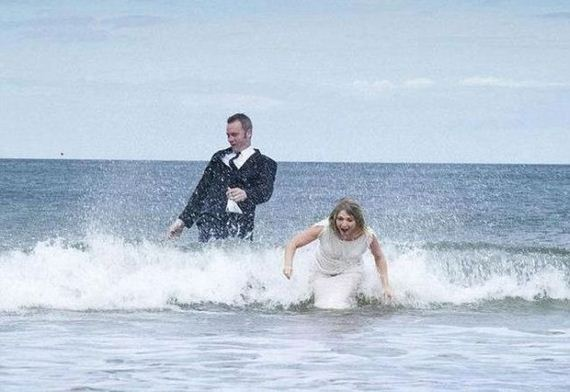 Wedding Photo Shooting Fail