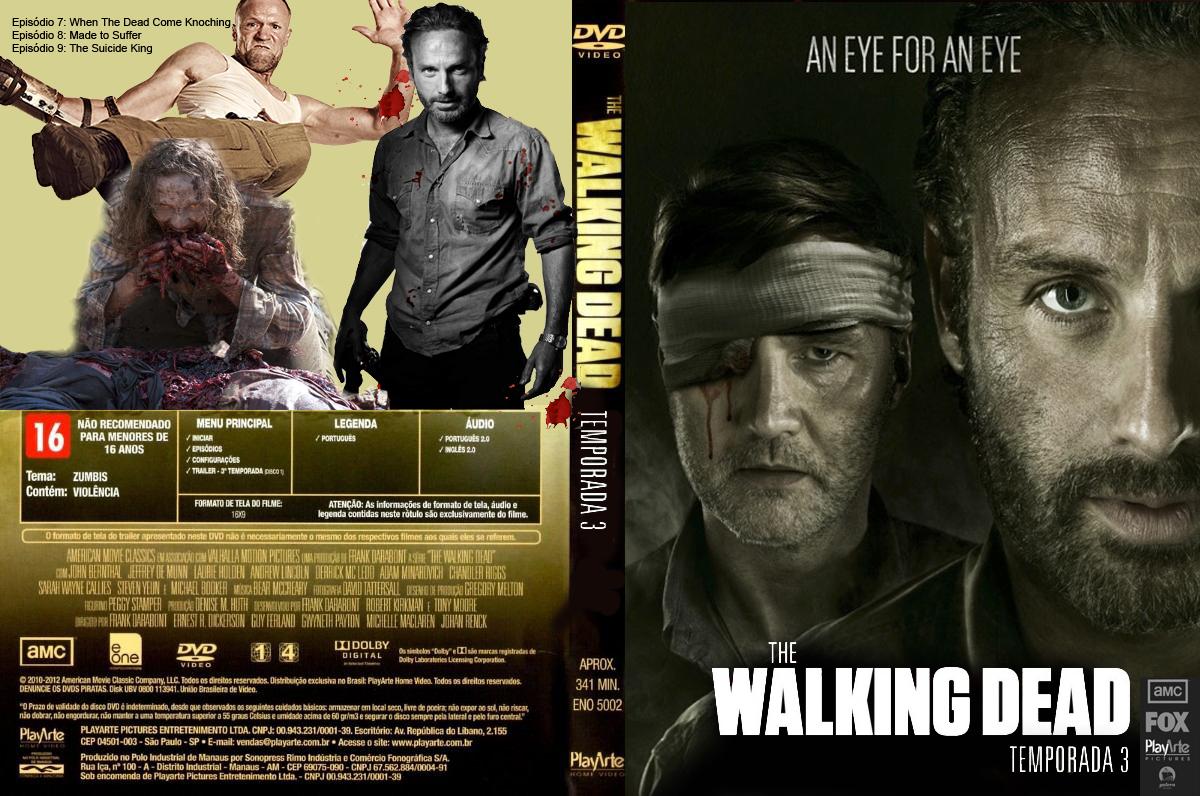 assistir the walking dead 9 temporada
