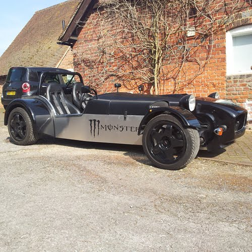 GBS AND KIT SPARES WILL BE AT STONELEIGH KIT CAR SHOW - Gb sports cars zero