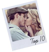 Top 10 Casais Favoritos
