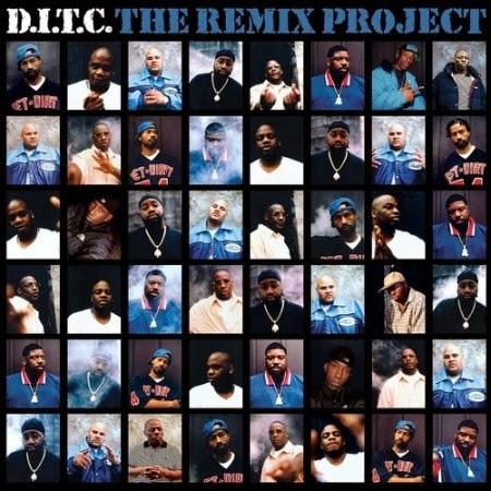 D.I.T.C. - The Remix Project (Mixtape)
