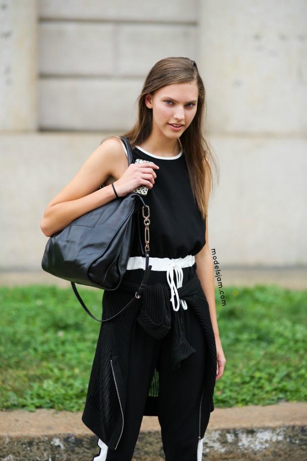Maggie Jablonski, Milano, September 2014