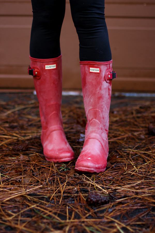 most comfortable rain boot
