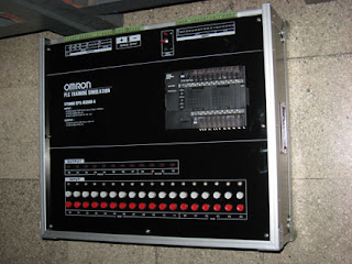 training kit plc, plc omron cp1e