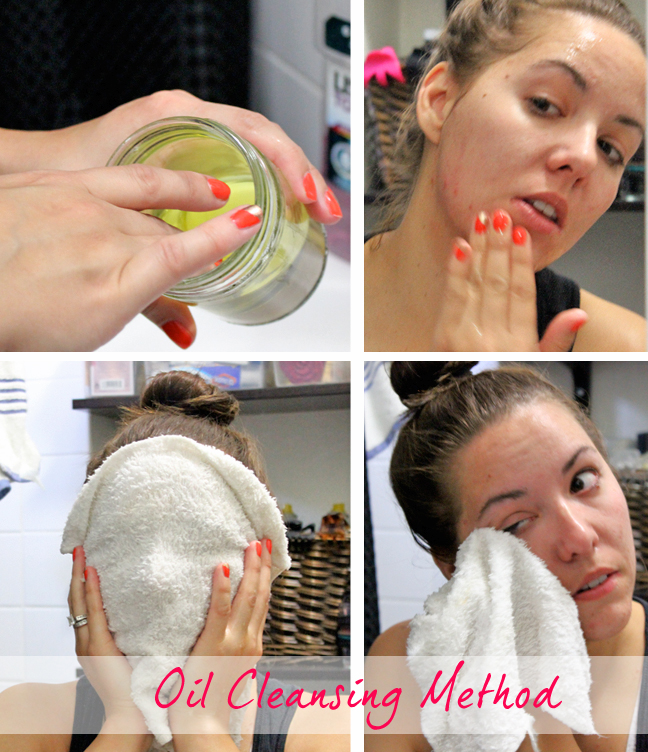 OCM Oil Cleansing Method