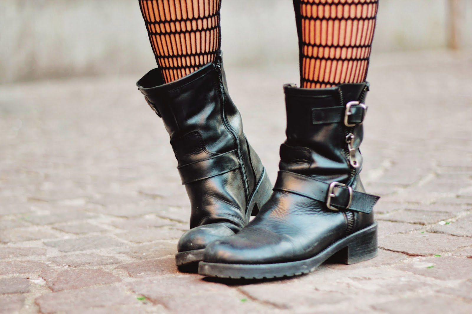 biker boots, come indossare