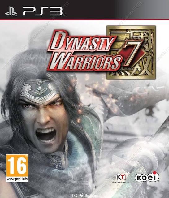 Dynasty Warriors 7 Empires PS3-DUPLEX