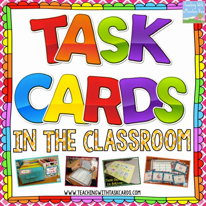 Visit My Task Card Blog!