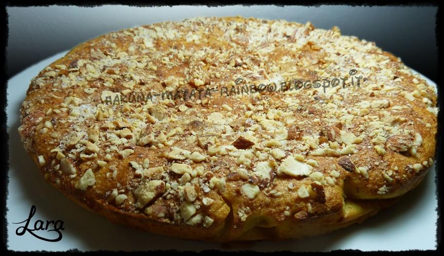 torta di marmellata di mandarini (senza zucchero)
