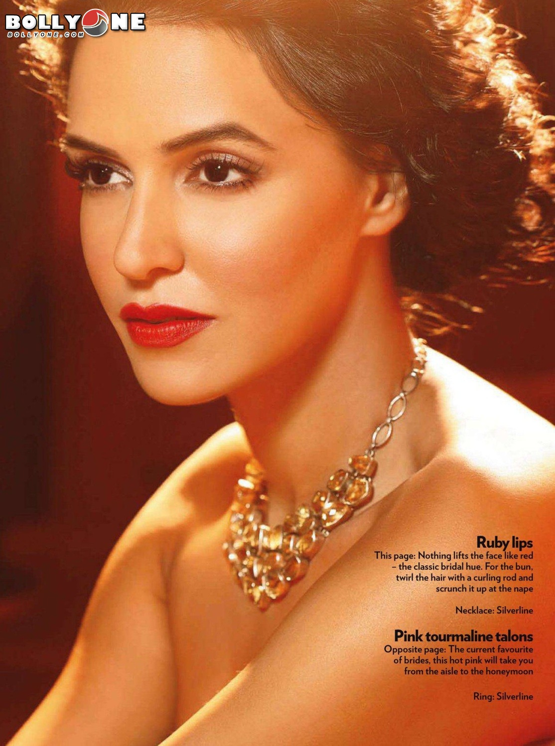, Neha Dhupia Face Close Up Hq Scans