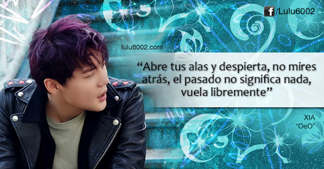 xia oeo frases kpop